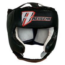Revgear Leather Open Face Head Gear